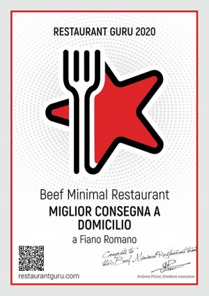 Beef Minimal Restaurant Guru 2020